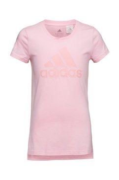 adidas performance t-shirt adidas essentials roze