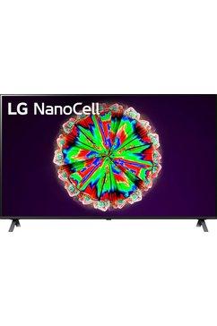 lg 65nano806na led-televisie (164 cm - (65 inch), 4k ultra hd, smart-tv zwart
