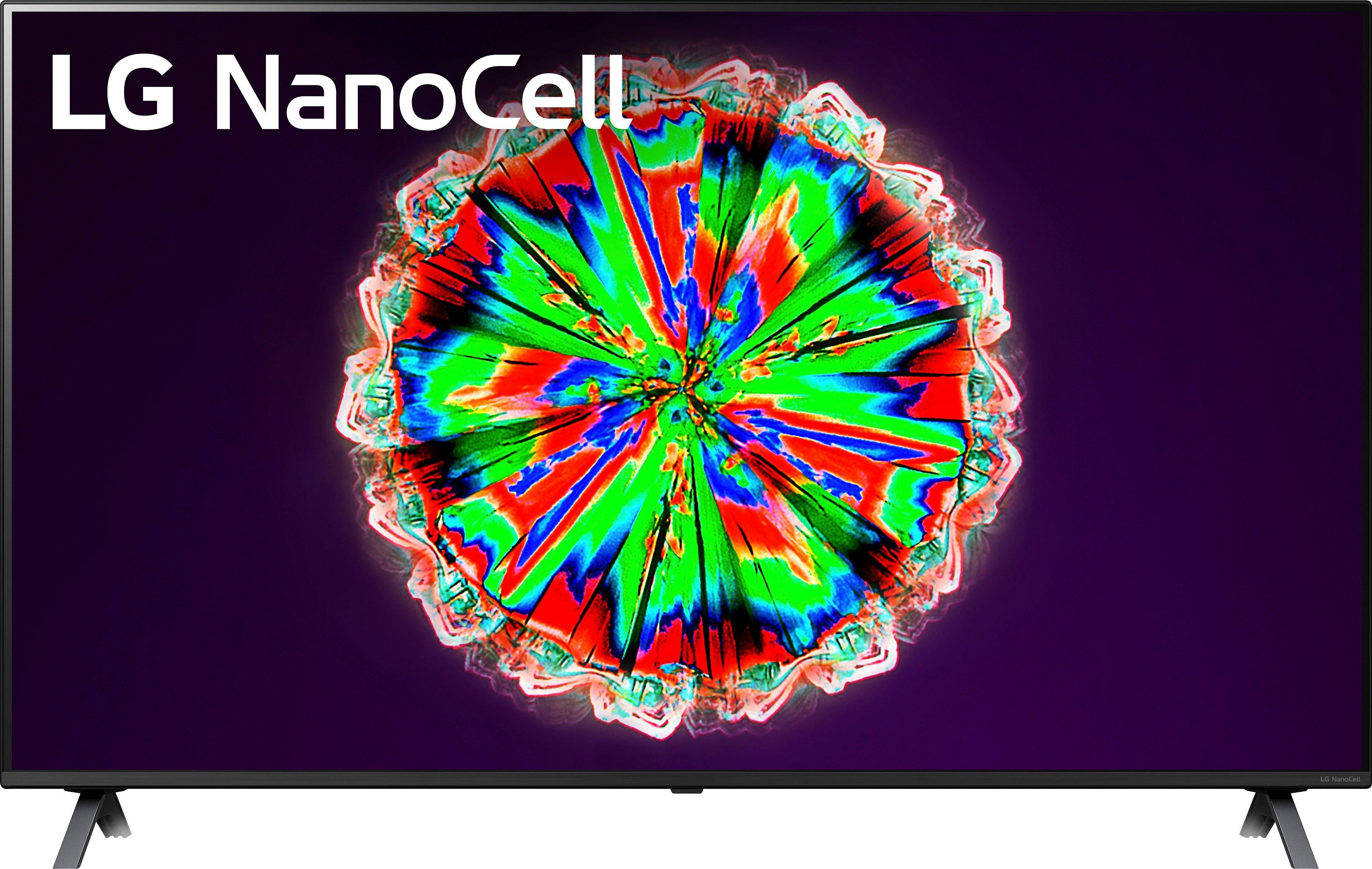 LG 65NANO806NA LED-televisie (164 cm / (65 Inch), 4K Ultra HD, Smart-TV nu online kopen bij OTTO