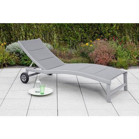 MERXX Ligstoel San Marino aluminium (1 stuk) online kopen
