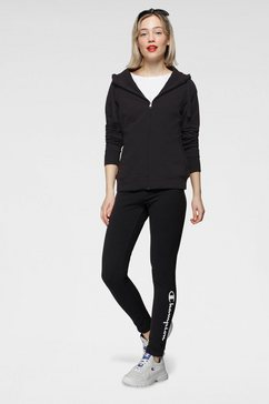 champion joggingpak sweatsuit zwart