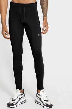nike runningtights »nike dri-fit essential men's running tights« zwart
