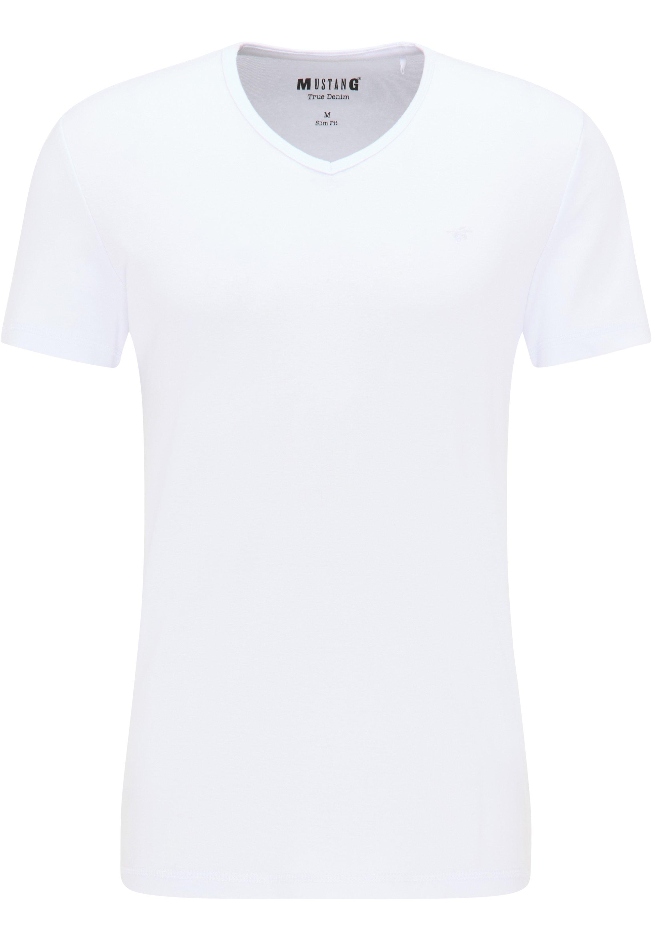 Op zoek naar een MUSTANG shirt met korte mouwen Aaron V Basic? Koop online bij OTTO