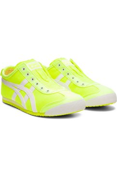 onitsuka tiger sneakers mexico 66 slip-on geel