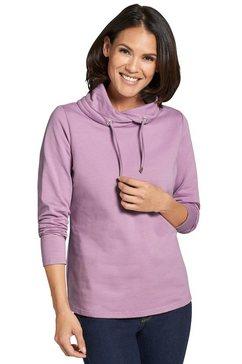 classic basics sweatshirt roze