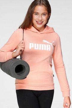 puma hoodie »ess logo hoodie tr g«