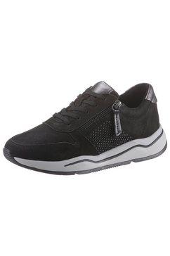 jana sneakers »deer« zwart