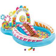 intex zwembad candy zone play center (9-delig) multicolor