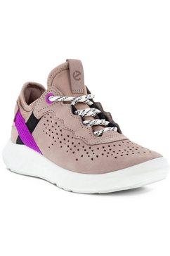 ecco sneakers in trendy look roze