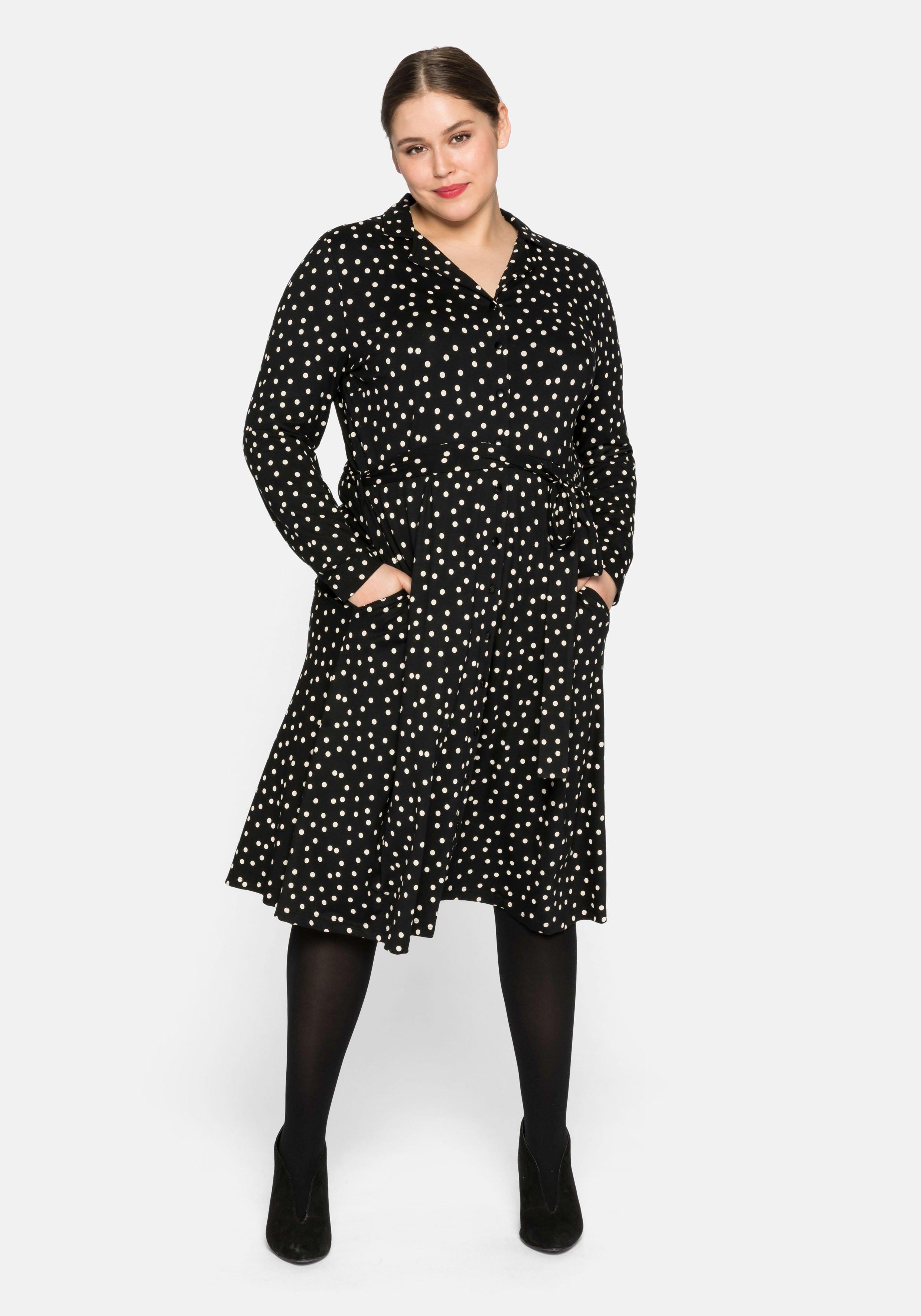 Sheego blousejurkje in de webshop van OTTO kopen