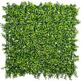 creativ green kunstplant buxusmat (1 stuk) groen