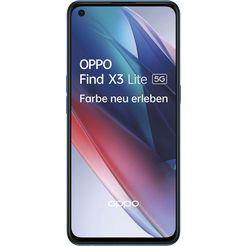 oppo smartphone find x3 lite 5g blauw