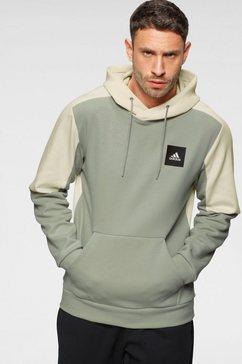 adidas performance hoodie »m fi stadium p« wit