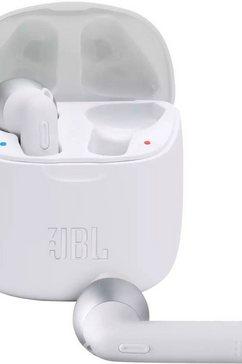 jbl wireless in-ear-hoofdtelefoon tune 225 tws wit