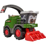 dickie toys speelgoed-tractor happy series fendt katana groen