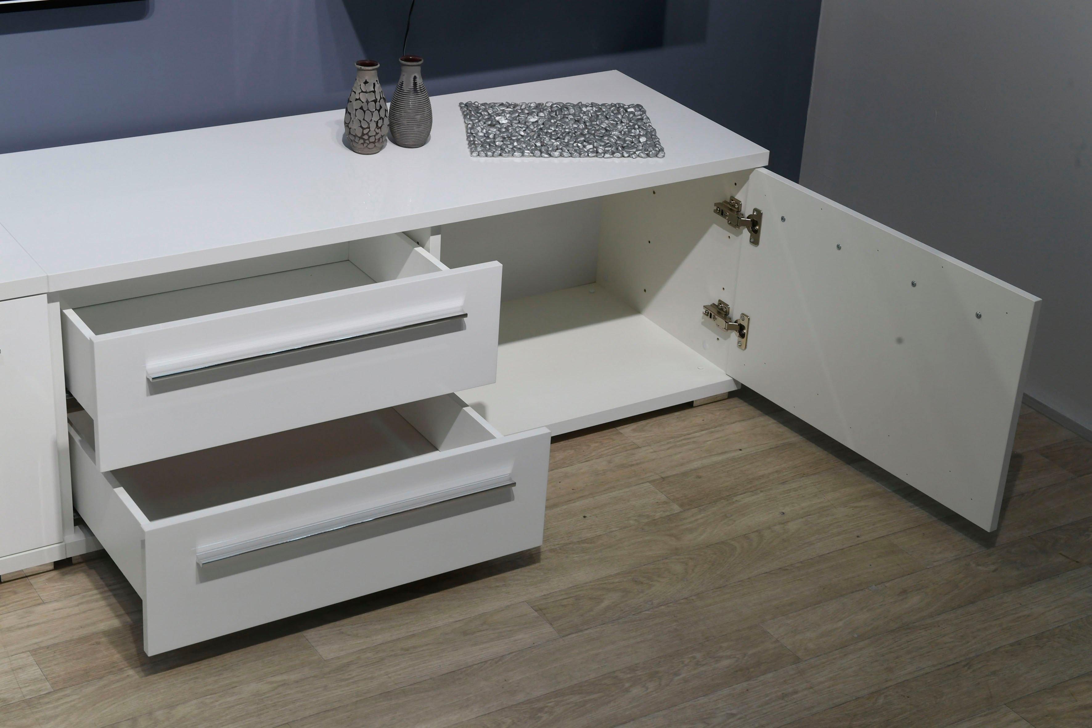 Places of Style tv-meubel Piano UV gelakt, met soft close-functie bij OTTO online kopen