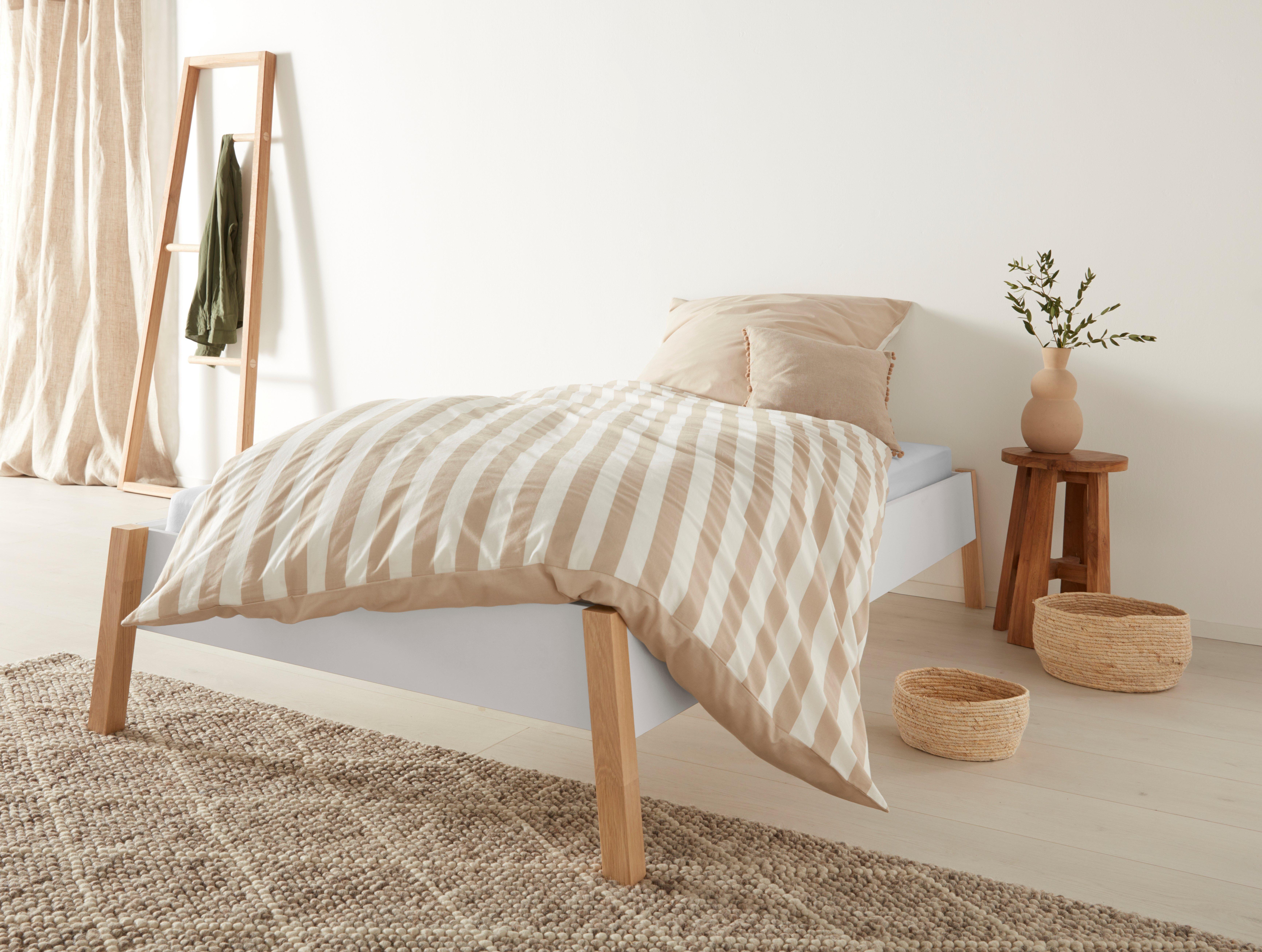 OTTO products bed Cobbo minimalistisch design, designed by michael hilgers - gratis ruilen op otto.nl