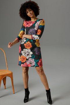 aniston selected jerseyjurk met gestreepte tapes - nieuwe collectie multicolor