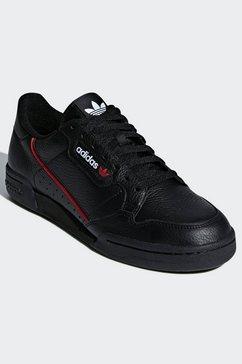 adidas originals sneaker »continental 80« zwart