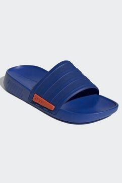 adidas badslippers racer tr badslippers blauw