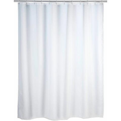 Wenko wit douche gordijn wit 180x200xcm polyester Wit