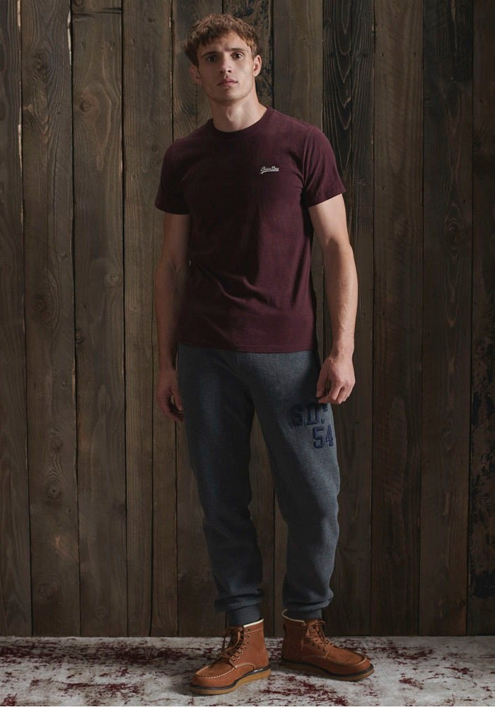 Superdry T-shirt »VINTAGE EMB TEE« nu online bestellen