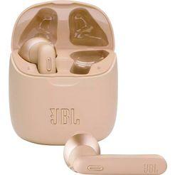 jbl wireless in-ear-hoofdtelefoon tune 225 tws goud