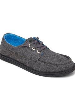 quiksilver sneakers harbor dredged grijs