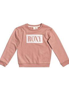 roxy sweatshirt »spring day« roze
