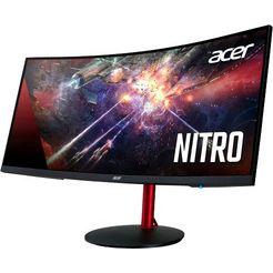 acer »nitro xz342ckpbmiiphx« gaming-monitor zwart