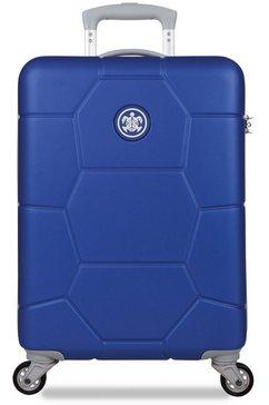 suitsuit hardshell-trolley caretta, 55 cm blauw