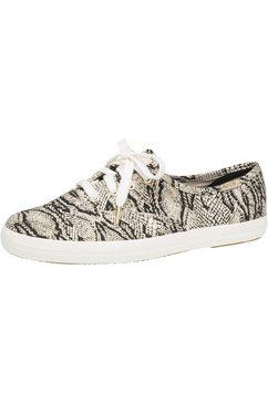 keds sneakers »champion snake« beige