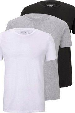 tom tailor denim t-shirt wit