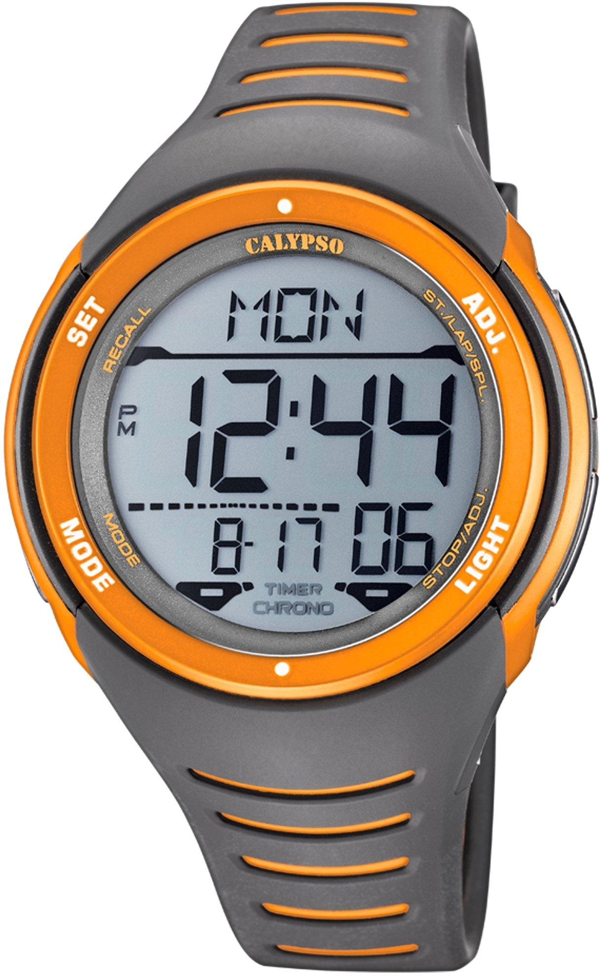 CALYPSO WATCHES chronograaf »Color Splash, K5807/2« nu online kopen bij OTTO