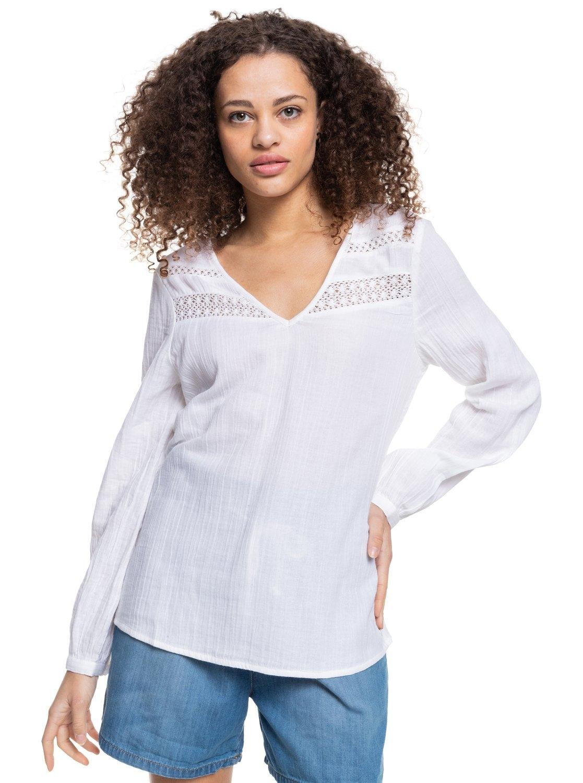 Roxy overhemd met lange mouwen Daily Changing nu online kopen bij OTTO