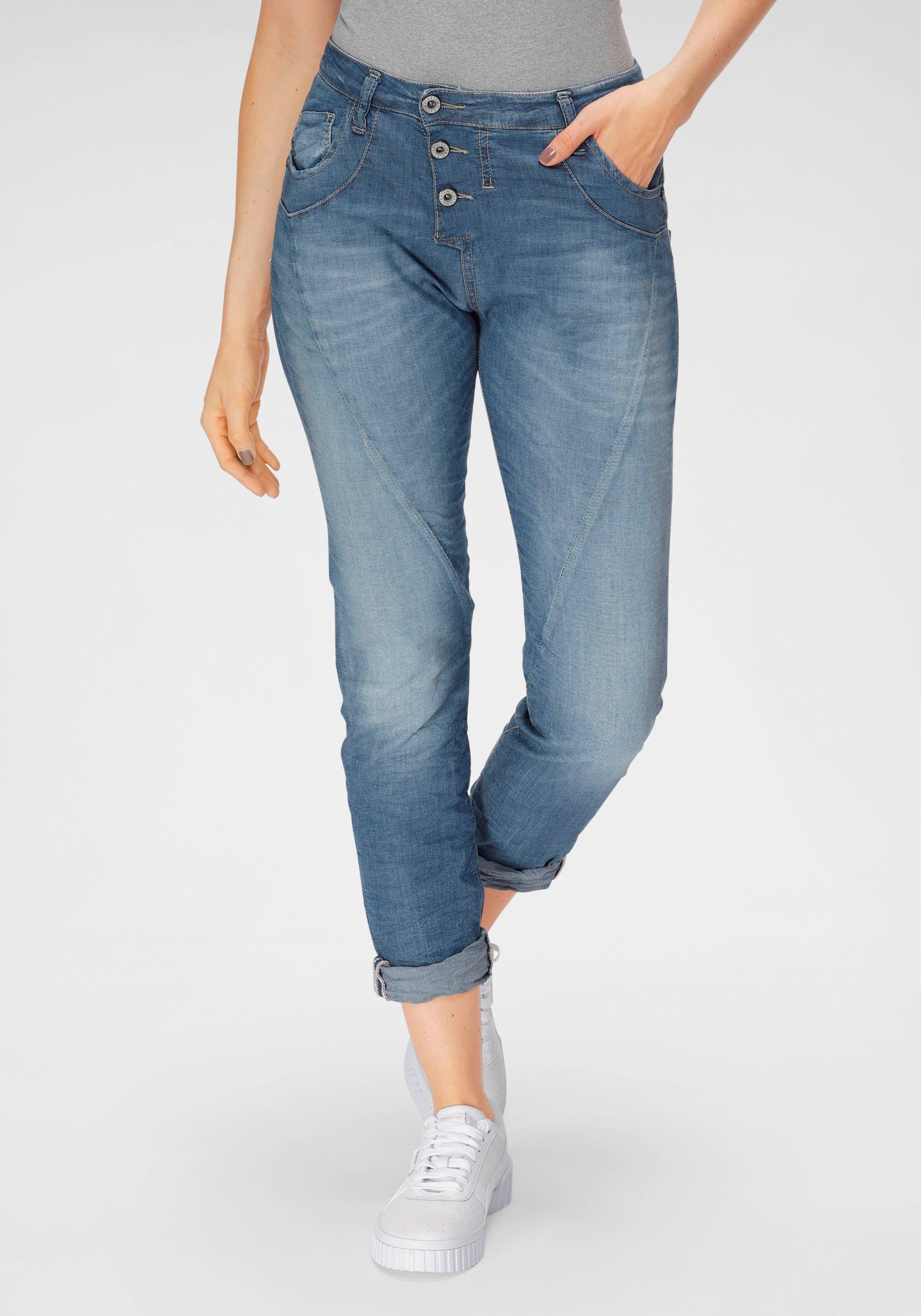 Please Jeans boyfriendjeans P 78A Original boyfriend-cut bestellen: 30 dagen bedenktijd