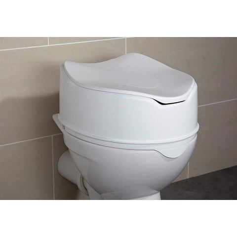 Badkameraccessoires Toiletzitting Dalia Plus 667963 wit