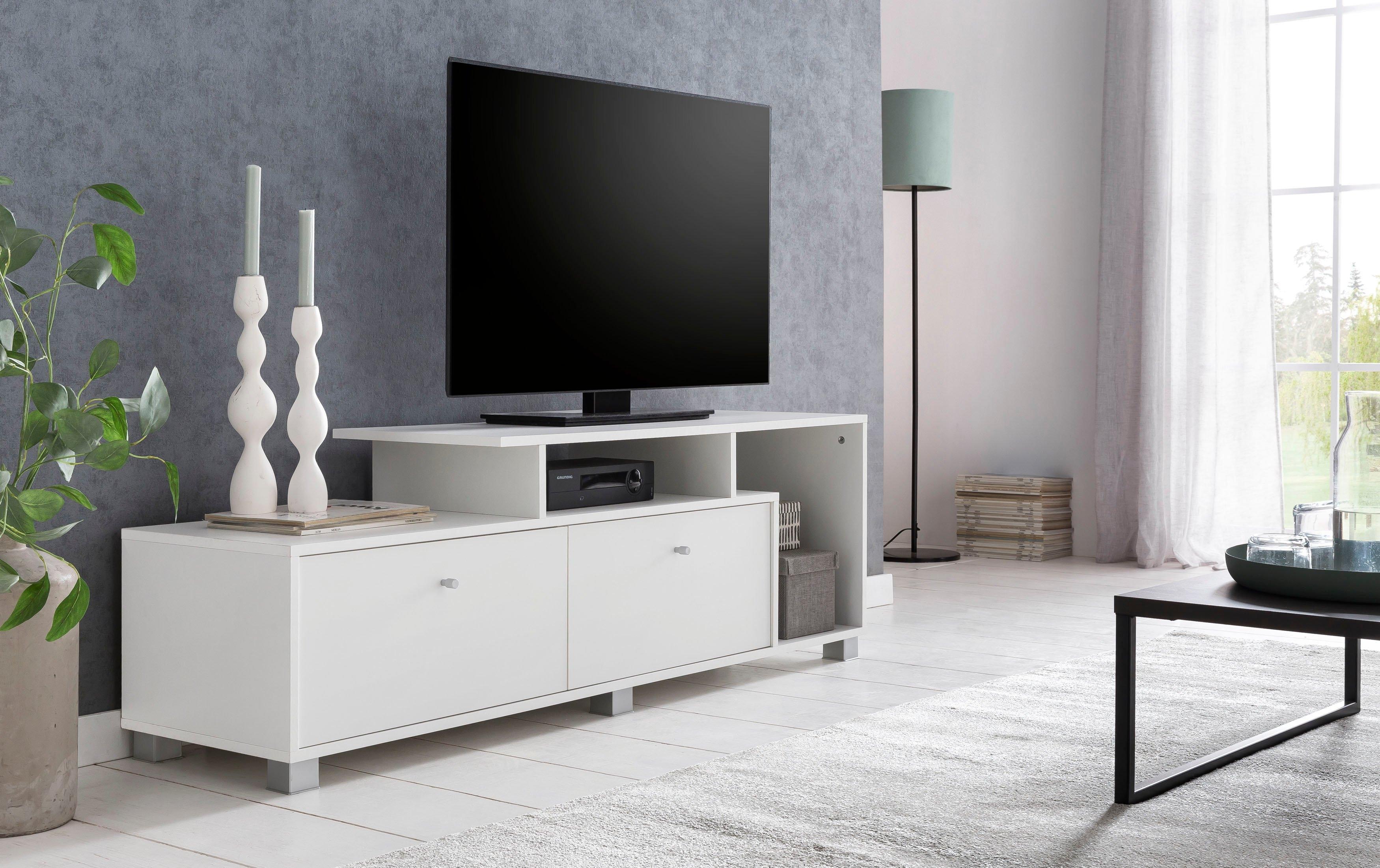 Wilmes tv-meubel Sally , breedte 140 cm - verschillende betaalmethodes