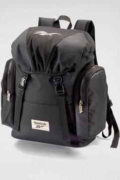 reebok classic sportrugzak cl archive bagpack zwart