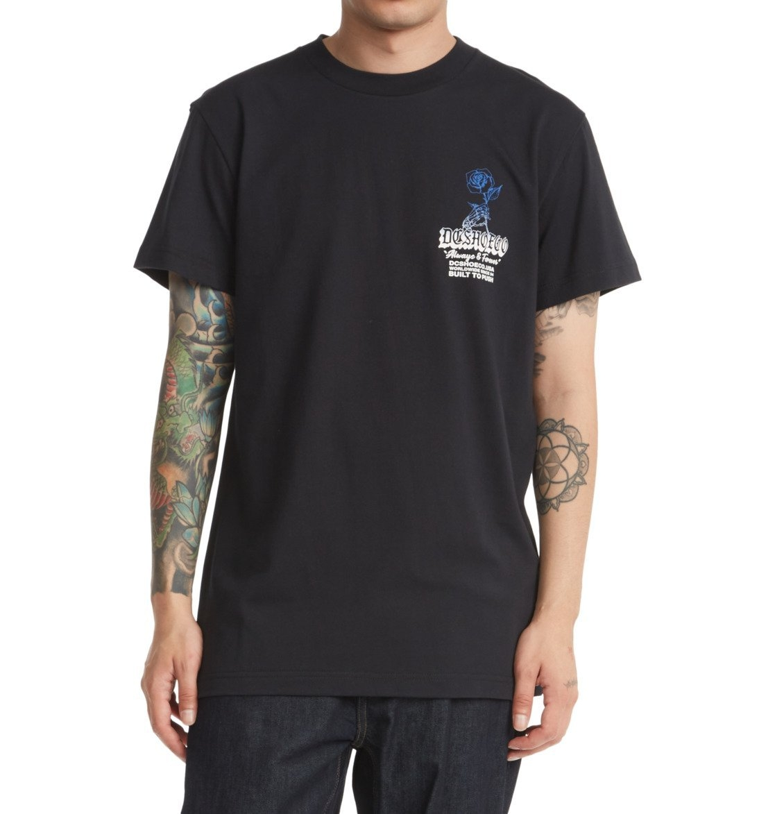 DC Shoes T-shirt Always And Forever - gratis ruilen op otto.nl