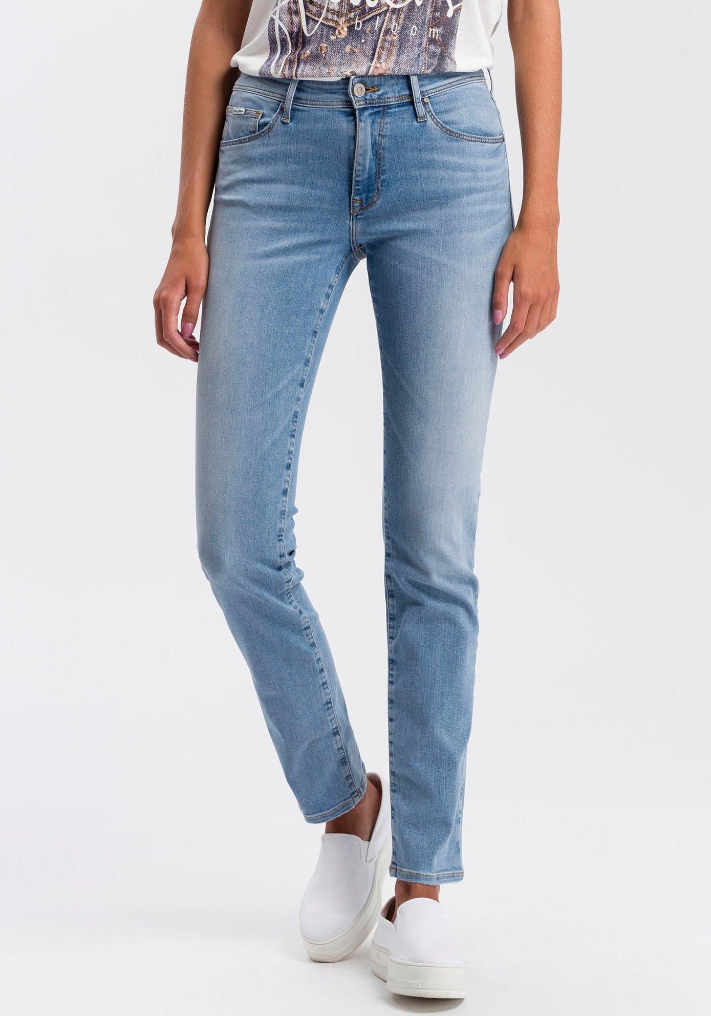 Cross Jeans slim fit jeans »ANYA« - verschillende betaalmethodes