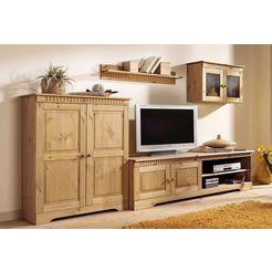 wandmeubel, 3-delig, home affaire beige