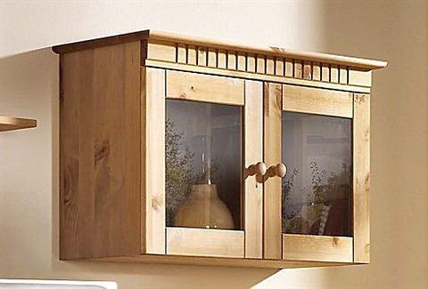 Kasten  vitrinekasten Hangvitrine Home Affaire 874588