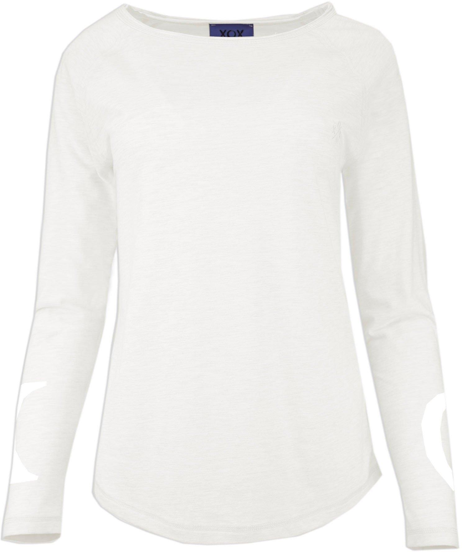 XOX shirt met ronde hals nu online kopen bij OTTO