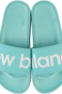 new balance badslippers »swf200« blauw