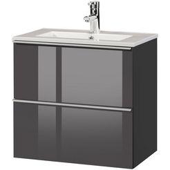 cygnus bath wastafelonderkast »malaga 600« grijs