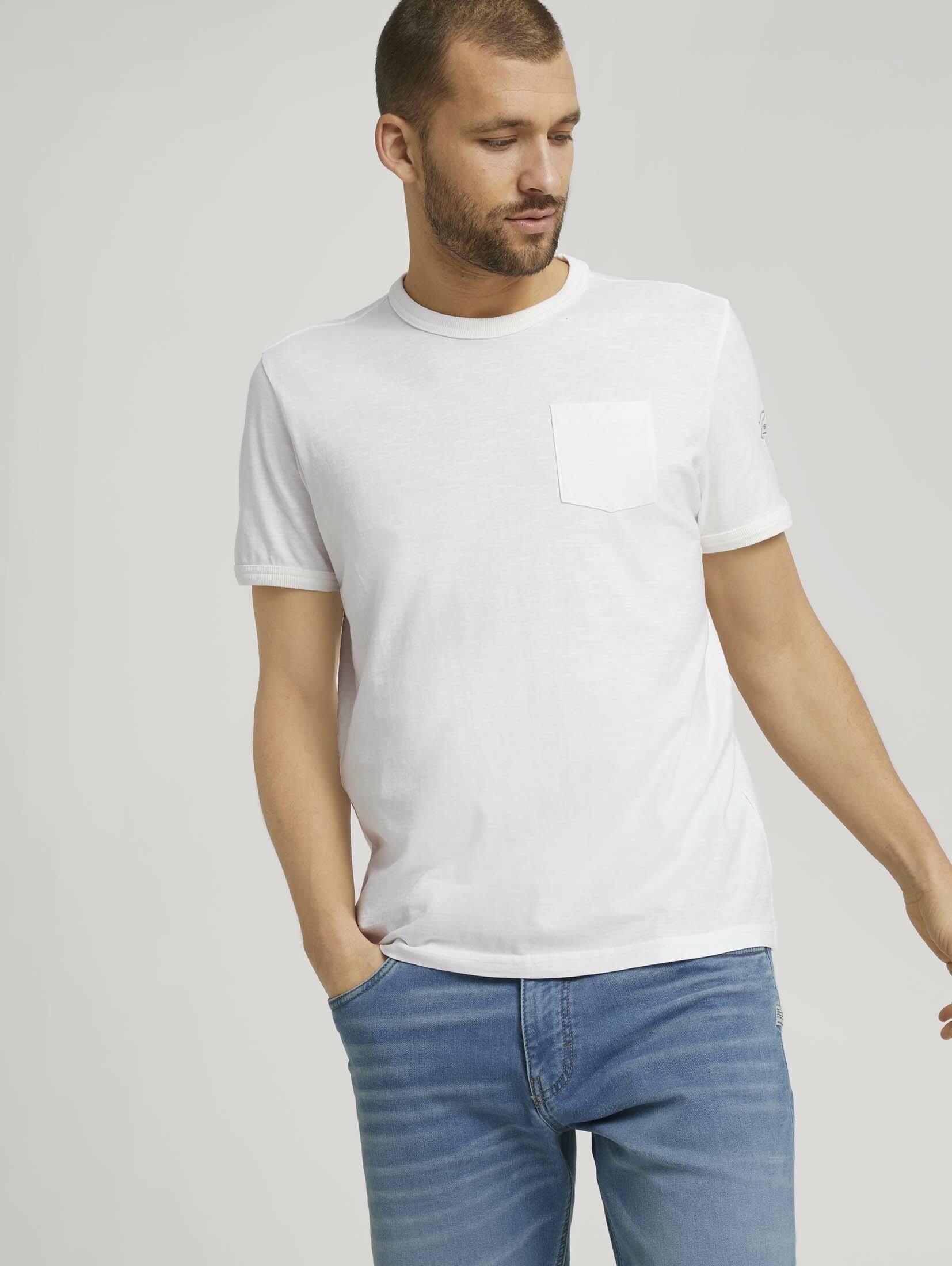 Op zoek naar een Tom Tailor T-shirt in used look? Koop online bij OTTO