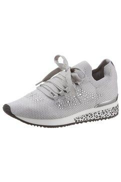 la strada slip-on sneakers grijs