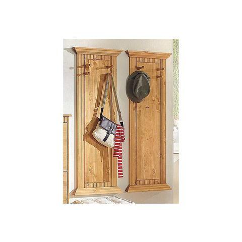 Home affaire kapstokpaneel Met slaapfunctie met bedkist zonder laadstation (2 stuks),