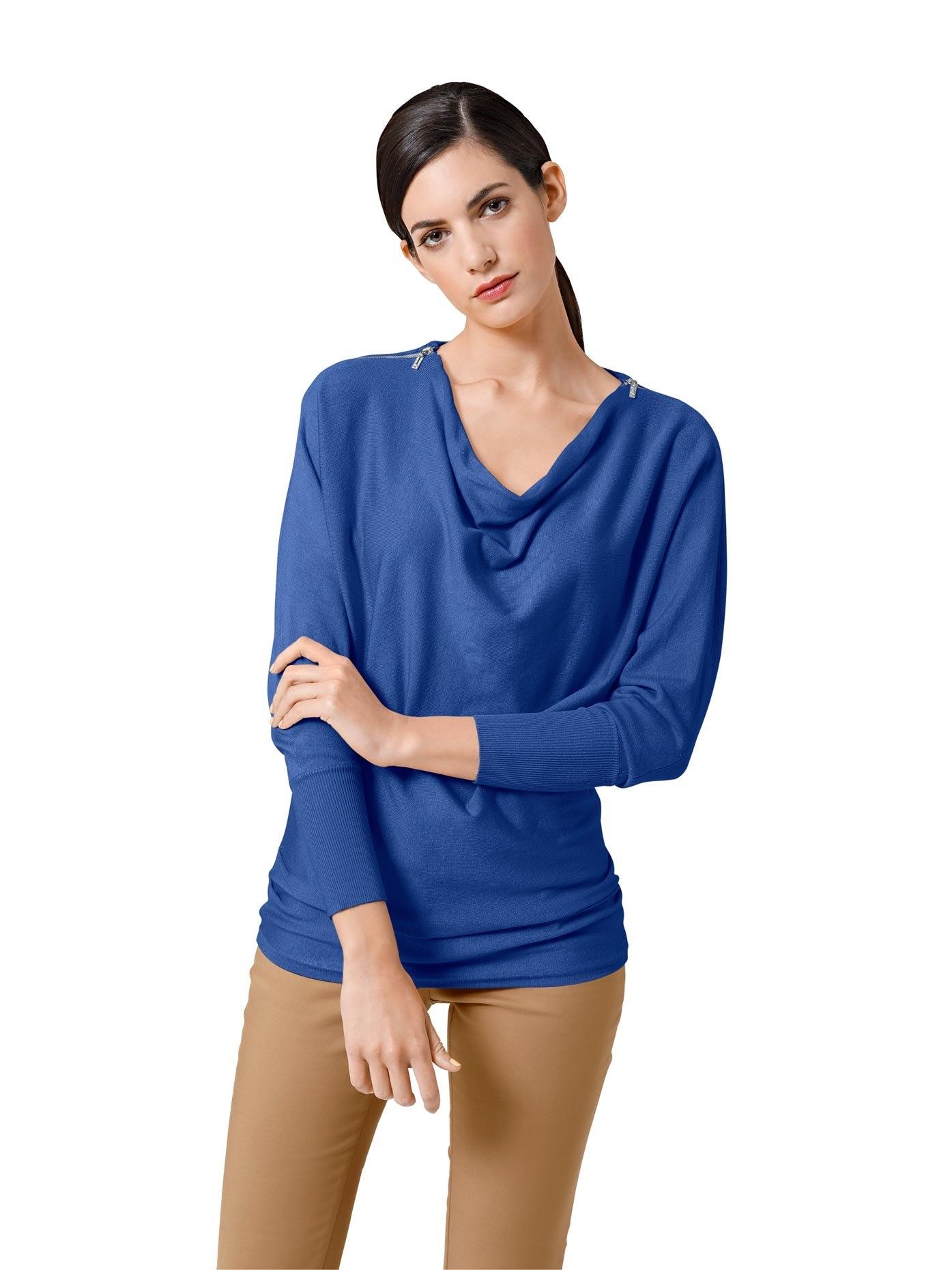 Op zoek naar een ASHLEY BROOKE by Heine trui met vleermuismouwen? Koop online bij OTTO